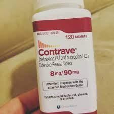 Bupropion-naltrexone (Contrave)